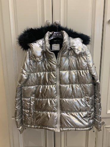 женские куртки трансформер в Азербайджан: Женская куртка. Размер L. Цена 40 манат