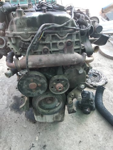 ssangyong rexton в Кыргызстан: Продаю Мотор На Ssangyong Rexton 2.7 XDI 2004 года чистый, сухой
