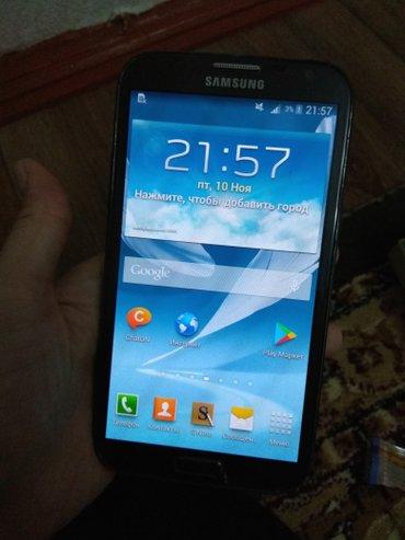 Bakı şəhərində Samsung galaxy note 2!!! Telefon ela iwleyir, qiymeti awaqi salaram, t