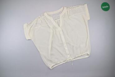 1537 объявлений: Жіноча блузка коротка, р. XL   Довжина: 56 см Напівобхват грудей: 65 с