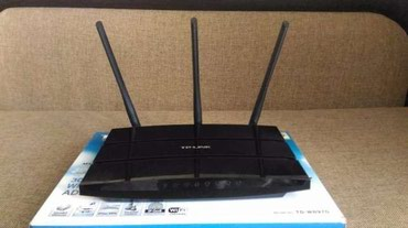 Модем TP-Link TD-W8970 ADSL2+ Modem Router Wireless N 300 mbit/ в Bakı
