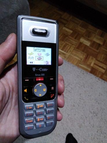 Siemens-cl75 - Srbija: Siemens T mobile bezicn fiksni telefon sa colorekranom. Potpuno