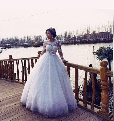 Любое Свадебное платье по 10000 сом.  в Бишкек