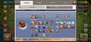 Clash of clans BB 9 max 10 na teze basilib