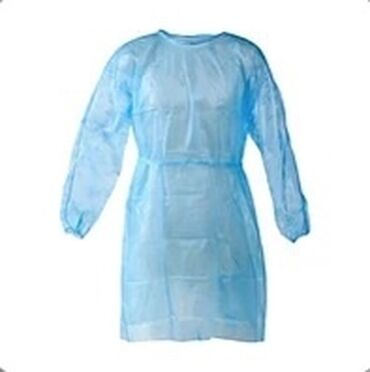 Медицинская одежда - Кыргызстан: Одноразовые медицинские халаты оптом!