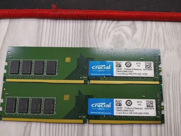 Оперативная память DDR4*2 CRUCIAL 2666MHZ