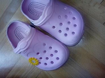 Pinko-prsluk-sa-etiketom-broju - Srbija: Papuce za devojcice u broju 26