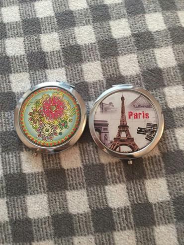 Зеркала,маленькие,первый из Истанбула,второй из Парижа