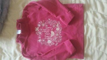 Roze pamuk - Srbija: Garderobica za devojcice, vel 4 palomino bluzice, malo punije. imam
