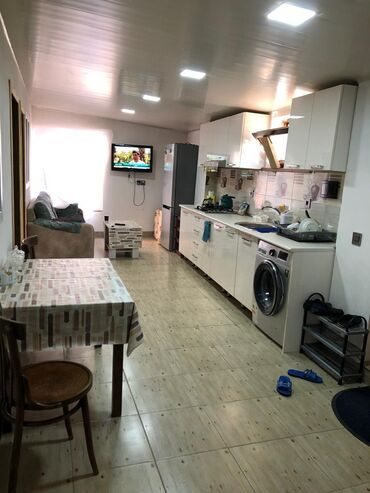 ucuz-kiraye-evler-2018 в Азербайджан: Сдается квартира: 3 комнаты, 80 кв. м, Баку