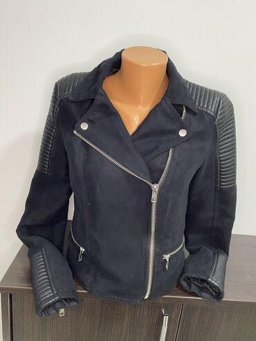 Bukvalno nova kozna jakna prelepa vel S/M Pimke