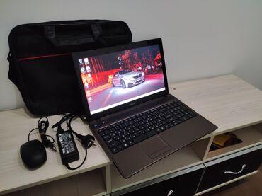 Электроника - Кара-Балта: Мощный и шустрый Ноутбук Acer core i5. 4х ядерный. состояние
