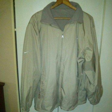Prodajem nike jaknu. Topla, odličan kvalitet. Telefon za kontakt 063 3 - Beograd