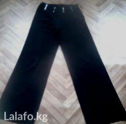 Красивые и качественные расклешенные брюки. Турция. Размер 46 - 48 в Бишкек