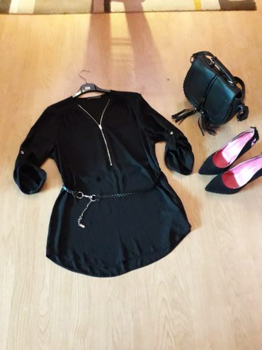 Prelepa crna tunika - Kikinda