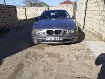 bmw m6 m635csi mt - Azərbaycan: BMW 5 series 2.5 l. 1996 | 278518 km