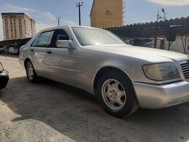 Mercedes-Benz S-Class 4.2 л. 1992   300000 км
