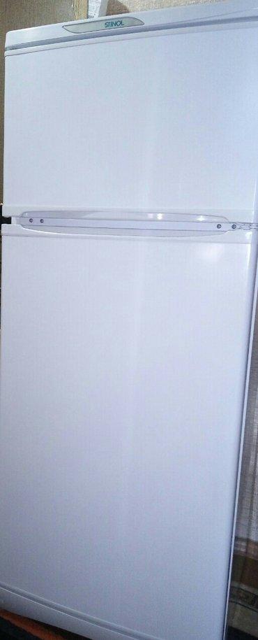 Продаю холодильник двухкамерный StinolПроизводство РоссияИдеальное с в Бишкек