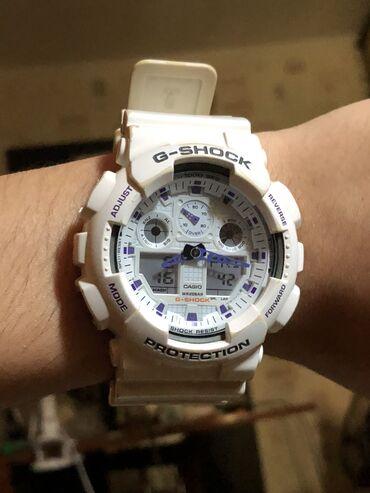 chasy g shock kachestvennaja replika в Кыргызстан: Продаю часы Casio g-shock Gshock ga100 Оригинал