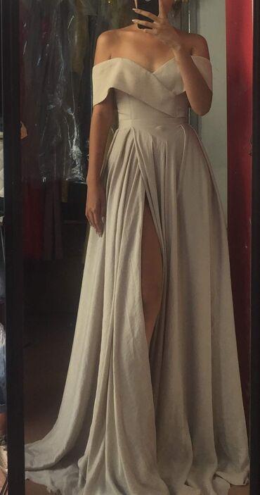 платье халат на запах в Кыргызстан: Продаю вечернее платье