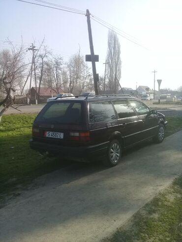 запчасти на volkswagen passat b3 в Кыргызстан: Volkswagen Passat 1.8 л. 1993 | 111111 км