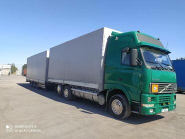 запчасти на вольво хс90 в Кыргызстан: Volvo FH 12, вольво fh12 XL кобина,1999 год прицеп 2003 год, объем