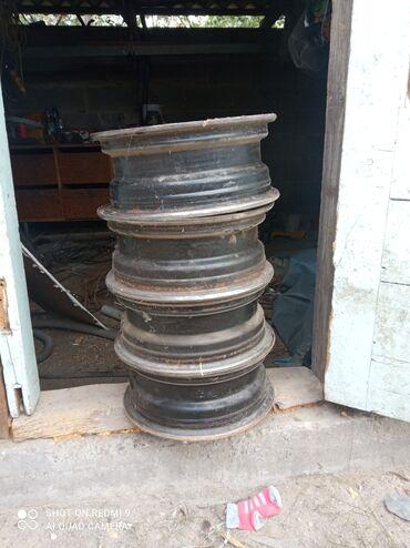 Железные диски на 14 4дырки ровные не варенные