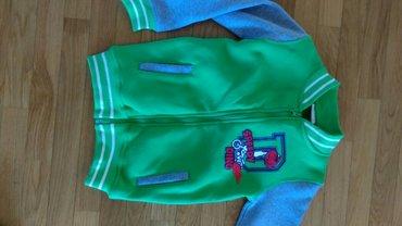 DUKS jakna,extra za prelazni period,sa motivom dinosaurusa,broj 116. - Beograd - slika 2