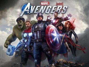 Sport i hobi - Razanj: Marvels Avengers PC igraProdajem ovu PC igruIgra je nova.Moze slanje