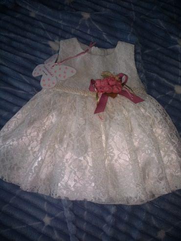 Svecana haljinica ,za bebe od 3-6meseca. - Nis