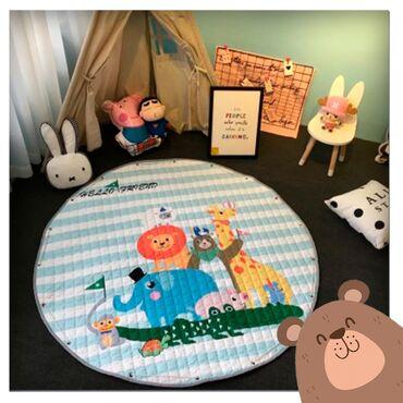 детский деревянный стул купить в Кыргызстан: Детский коврик! Коврик на пляж ! Коврик для игрушек !