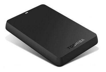 "- Azərbaycan: External HDD 2.5"" TOSHIBA 500GBMarka: Toshiba Model: HDD 2.5 Növ"