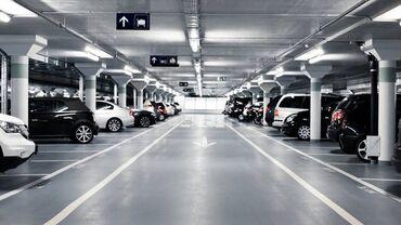 Port Baku yanında Tac Residence yeraltı qarajda bir avtomobil üçün yer