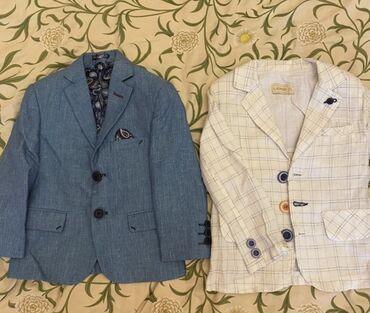 Продаю пиджаки для мальчиков. На 3-4 года. И на 4-5 лет. Обычно такие