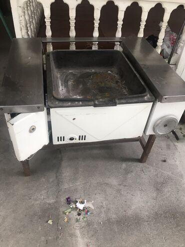 Электроника - Узген: Продаётся эллектрический котёл сковорода для кафе ресторанов