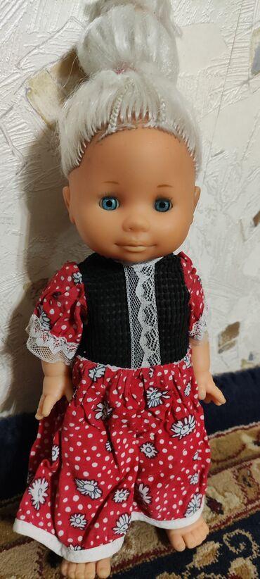 Продам Советскую куклу в хорошем состоянии. Высота куклы 32 см. Писать