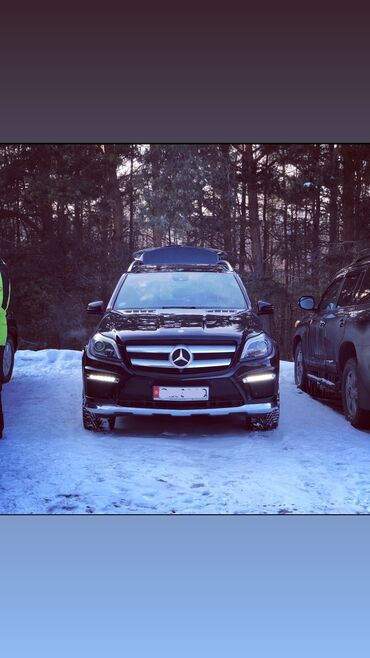 Mercedes-Benz GL-Class 4.7 л. 2014 | 60000 км