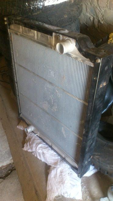 Радиатор на Howo, хорошее состояние в Кемин