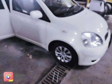 Toyota Vitz 1.3 л. 2003   98000 км