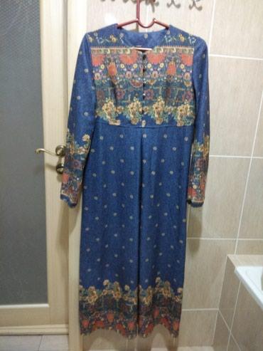 Продаю новое длинное женское платье, в Бишкек
