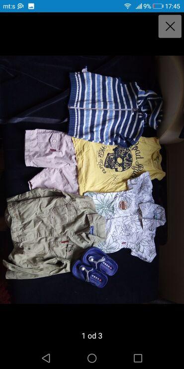 Za decu | Beograd: Paket za decake vel 4-5god kao novo jadranke su 30 broj