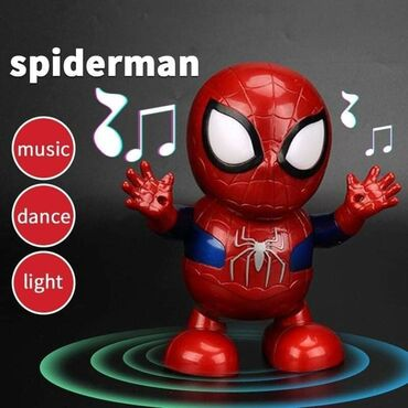Melodika - Srbija: 1350din Dance Hero Spiderman kratak video u komentaruSpajdermen koji
