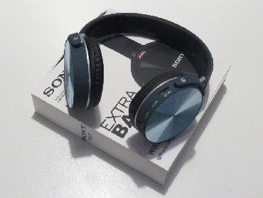 Slusalice Stereo Sony MDR-XB950BT Extra Bass.Tehnicke