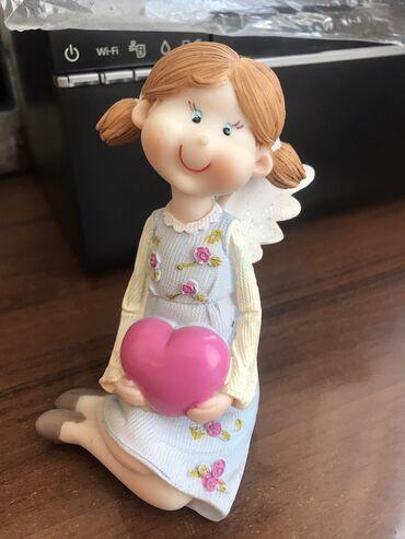 Статуэтка ангелочка