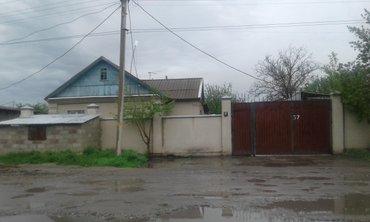 Продаю  кирпичный дом в Военной-Антоновке, на машине до центра in Бишкек