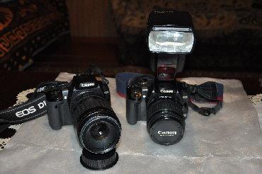 резина на авто в Азербайджан: Фотоаппараты CANON (Кэнон) 2 -фотоаппарата один из них - новый  купле