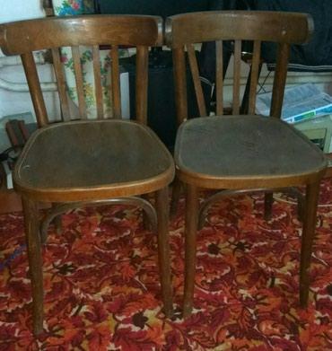Продаю стулья СССР. Требуется реставрация. По 300 сом в Бишкек