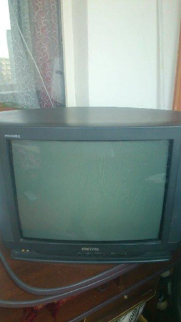 телевизор блеск в Кыргызстан: Телевизор б/у