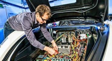 .. автоэлектрик . работа с проводкой автомобиля в Бишкек