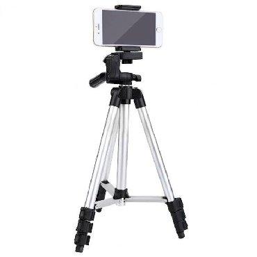 штатив для камеры в Кыргызстан: Штатив для фотоаппарата или видео камеры. Габариты штатива — 35см в